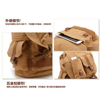 XIYUAN Новая повседневная сумка на плечо в стиле ретро сумка для фотокамеры свет SLR Противоугонный модный рюкзак для камеры хаки ArmyGreen подарки
