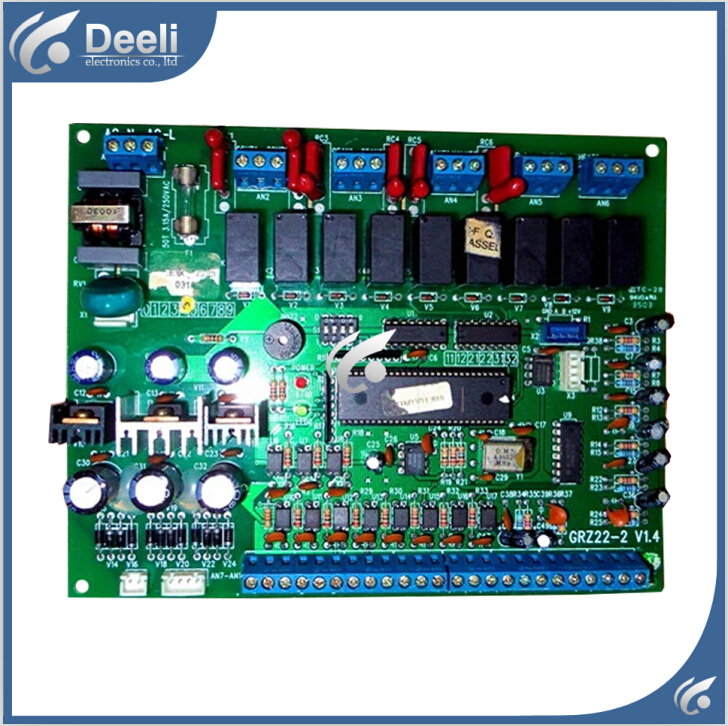 95% new good working for air conditioner computer board LSQWRF130M/B 30222006 Z263 GRZ22-2 motherboard on sale motherboard for ci7zs 2 0 370 industrial board ci7zs 2 0 original 95%new well tested working one year warranty