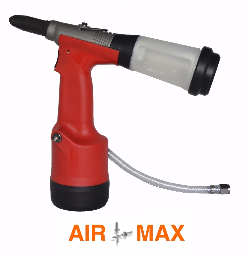 Professional Air Riveter Avdel Style With integrated vacuum system (not include the customs tax)Professional Air Riveter Avdel Style With integrated vacuum system (not include the customs tax)