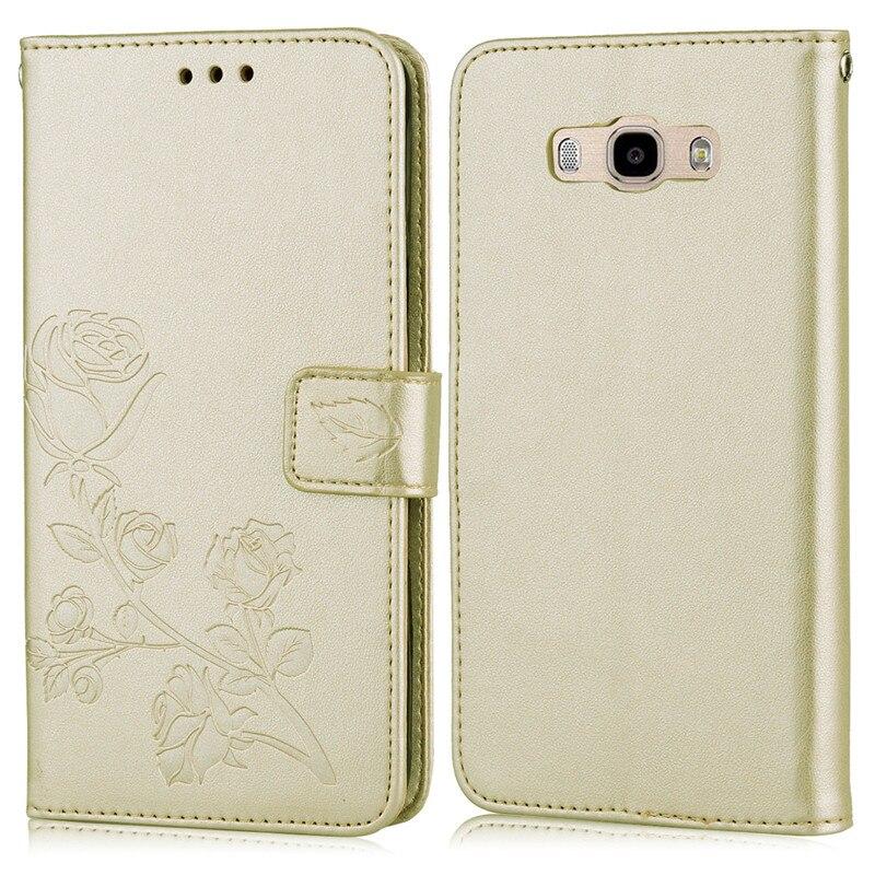 Flip case For Samsung Galaxy J7 2016 Case Cover J710 Leather Flip Case For Samsung Galaxy J710F Cover For Samsung J7 2016 Case