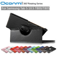 For Samsung Galaxy Tab S 10 5 Case With 360 Rotating Stand Function For Samsung SM