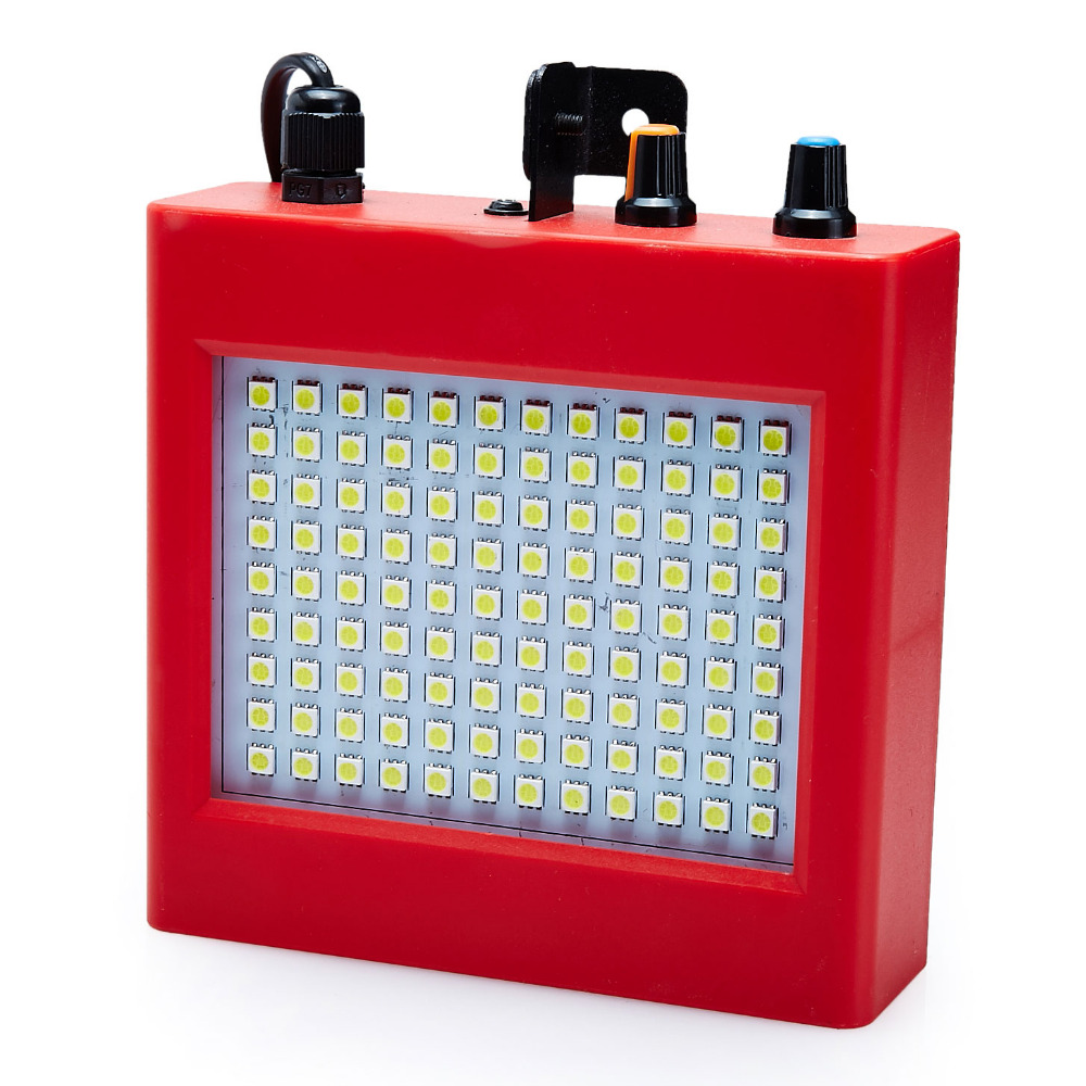 Mini contrôle sonore Sound 108RGB LED Disco Party DJ Bar Lumière - Éclairage commercial - Photo 6