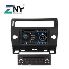 7 Android 9 0 Car Stereo GPS For Citroen C4 C Triomphe C Quatre 2004 2005