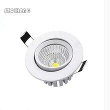 New model LED Dimmable Downlight COB 5W 7W Spot light decoration Ceiling Lamp Down AC 110V 220V