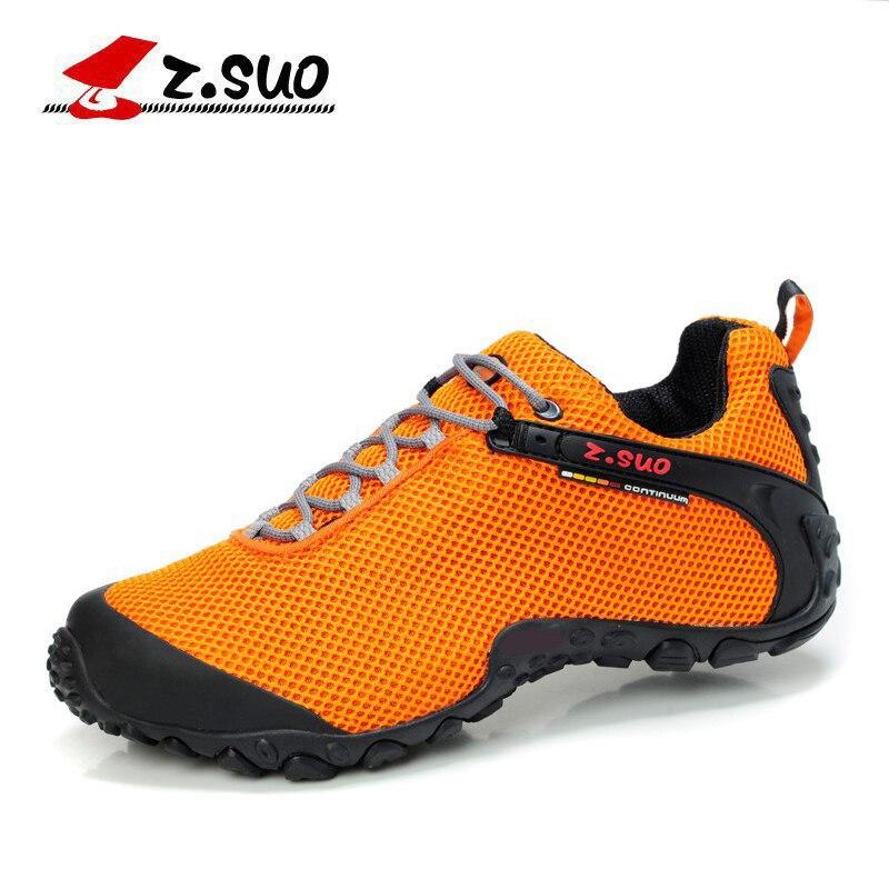 2017 haute qualité Air Mesh chaussures décontractées hommes formateurs respirant été en plein Air hommes chaussures de loisirs Orange Zapatillas Hombre 0409