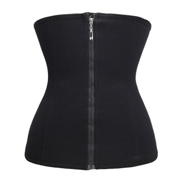 Slimming body adelgaza la correa de sudor pantalones butt lift body shaper cintura cincher látex entrenador cintura fajas fajas reductoras