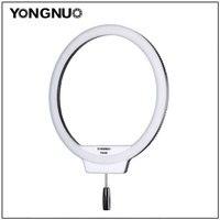 YongNuo YN308 Selfie Ring Light 3200K 5500K Bi Color Temperature LED Video Light Wireless Remote CRI95
