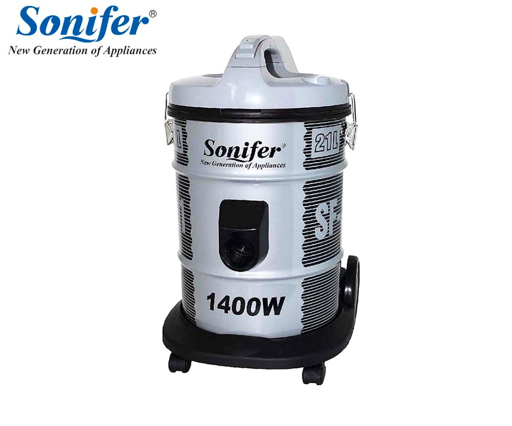Large-capacity vacuum cleaner, dust collector, water filtration, wet and dry, suction device aspirator Sonifer philips brl130 satinshave advanced wet and dry electric shaver