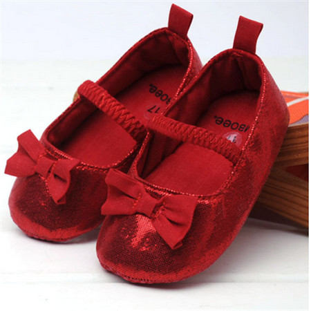 Chaussures rouges fille VVWP2h