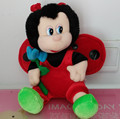 Русский язык говоря божья коровка куклы, Электронные игрушки, Интеллектуальной русский той рождественский подарок для подруги детей