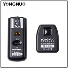 YONGNUO RF-602 2.4GHz Wireless Remote Flash Trigger for CANON NIKON