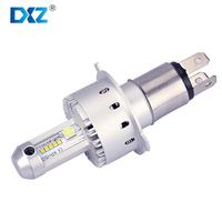 DXZ Car Headlight Automotive External Car Styling H4 LED Cree Chip For VW Mazda Skoda BMW