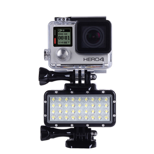 Image 2 - For Dji GoPro Underwater Light Diving waterproof LED light For GoPro Hero8 7 5 6 4 Max Session Xiaoyi 4k Osmo Action Accessories