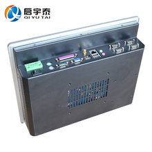 Best Quality 12 inch Industrial Pc 128G SSD 4GB RAM CPU Intel Celeron C1037U china mini