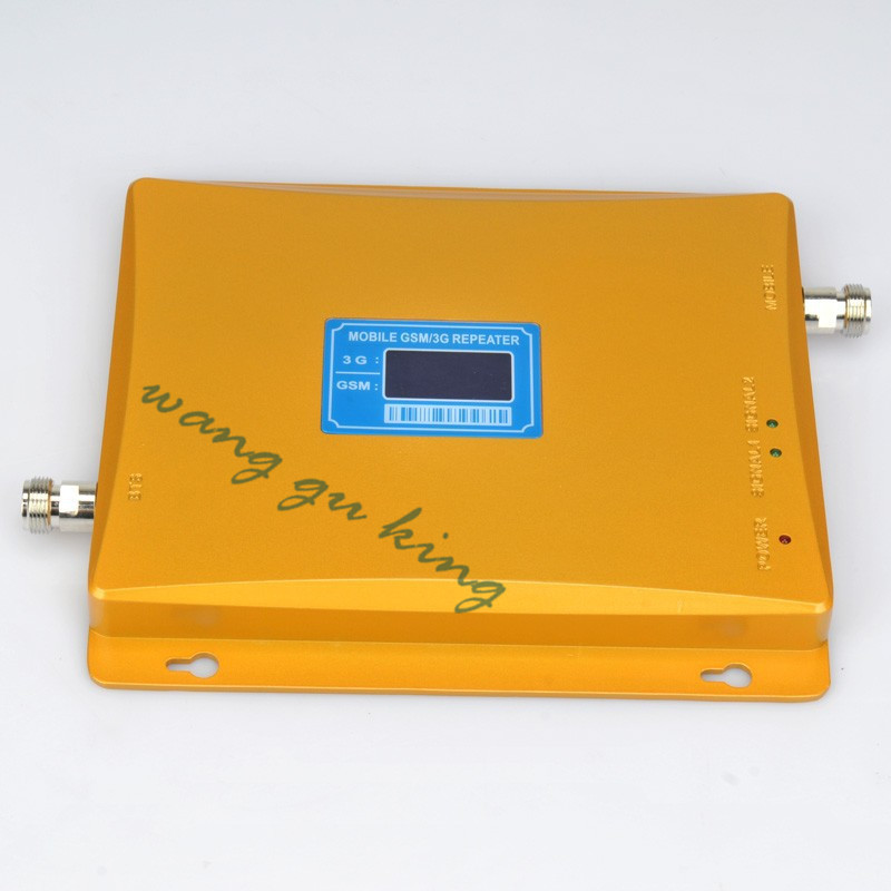 Best price! Dual Band 2G 3G LCD Display Signal booster ! GSM 900 GSM 2100 Mobile Phone Booster Amplifier WCDMA 3G GSM RepeaterBest price! Dual Band 2G 3G LCD Display Signal booster ! GSM 900 GSM 2100 Mobile Phone Booster Amplifier WCDMA 3G GSM Repeater