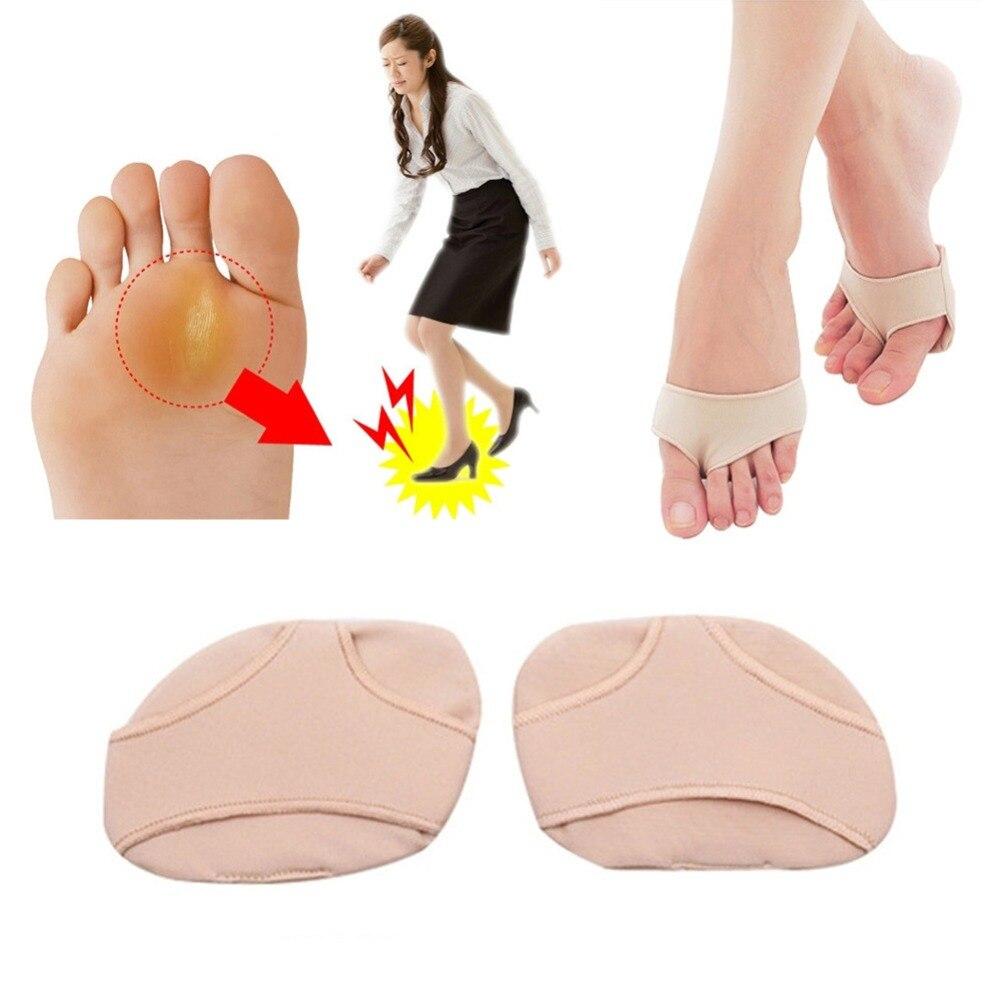 Fußpflege-utensil Vopregezi Silikon Gel Einlegesohlen Pads Kissen Vorfuß Schmerzen Unterstützung Vorderen Füße Pflege Hohe Ferse Schuhe Rutschfeste Pads Fuß Pflege