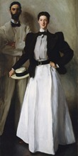 scenery canvas painting mural prints home decor poster giant picture John Singer Sargent portrait pictures free shipping hirshler great expectations john singer sargent painting children