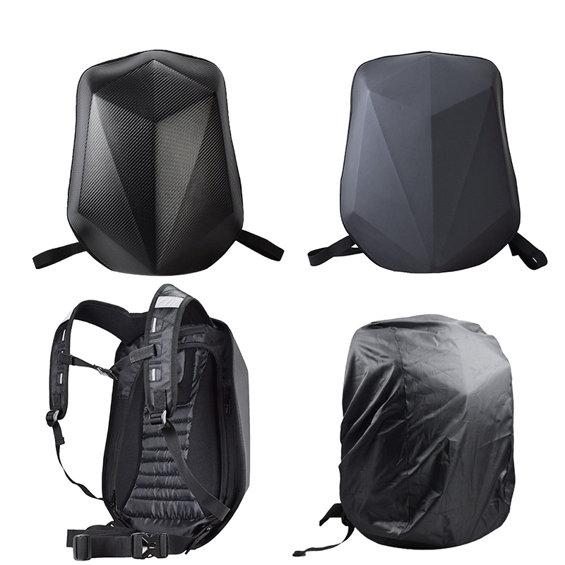 Mode coquille dure conception hommes sac à dos grande capacité voyage mâle Mochila multi-fonction sac à dos pour ordinateur portable pour adolescent cartables