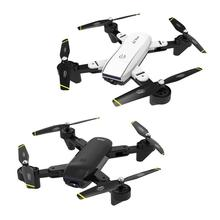 VODOOL SG700-D 4K Drone Folding Optical Flow Track Flight MV Function 3D Roll Dual Camera RC Helicopter Quadcopter