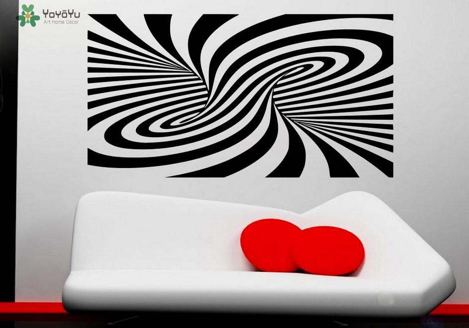 Popular Illusion Wall Decals Buy Cheap Illusion Wall Decals lots