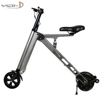 Patinete eléctrico de dos ruedas, patinete eléctrico de ciudad fácil de llevar, patinete eléctrico de 8 pulgadas, neumático inflable dualtron