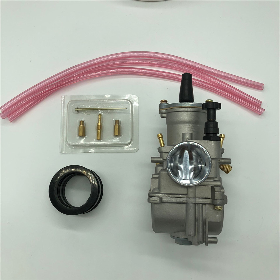 30mm Carburetor PowerJet carburetor Carb Motorcycle RACING PARTS Scooters dirt bike ATV High Quality in Carburetors from Automobiles Motorcycles