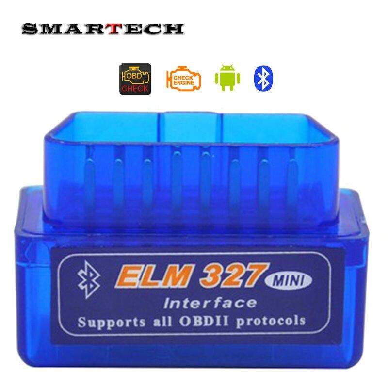 SMARTECH Android font b Car b font font b GPS b font accessory OBD2 ver 2