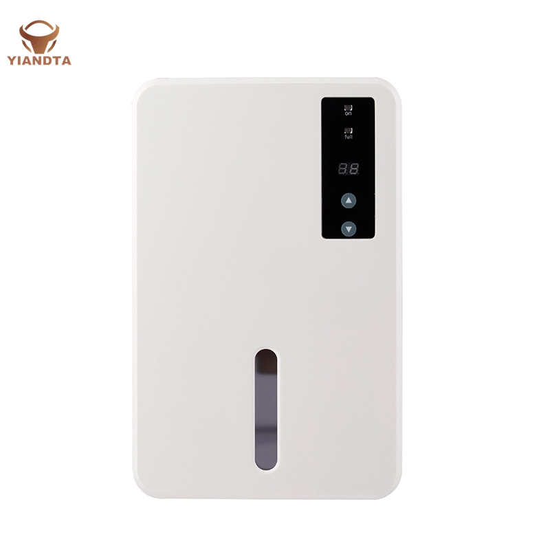 Smart Mini Dehumidifier For Home 1.5L LED Display Dehumidifiers Wardrobe Air Dryer Moisture AbsorberSmart Mini Dehumidifier For Home 1.5L LED Display Dehumidifiers Wardrobe Air Dryer Moisture Absorber