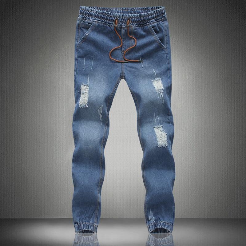 Compra mens a crotch jeans y disfruta del envío gratuito en AliExpress.com 9af2b343c75