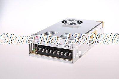 NEW AC100-240V to 12V DC 29A 350W Regulated Switching Power Supply meanwell 12v 350w ul certificated nes series switching power supply 85 264v ac to 12v dc