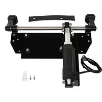 Motorcycle Accessories Rear Electric Center Stand For Harley Touring Models Road King Electra Glide Street Glide 14 16 15