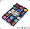 Бесплатная доставка NOVA от профессионального художника для производства твердых акварельных красок 18 видов цветов