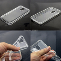 New Crystal Clear TPU Silicone Soft Cover Case For i9600 Samsung Galaxy S5 phone cases Transparent BD2315