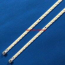 """522 мм светодиодный Подсветка лампы Газа 64 светодиодный s для Samsung 4"""" ТВ 2010SVS46 UA46C5000 LJ64-02381A LTF460HQ02 LMB-4600BM11 LJ64-02952A"""