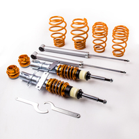 Shock Struts For VW Polo 9N Volkswagen Seat Ibiza MK3 Coilover Suspension Kit
