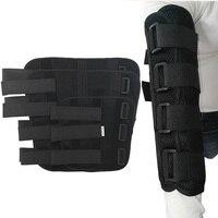 עליון איבר סד זרוע מרפק קבוע מובנה צלחת פלדה S, M, L