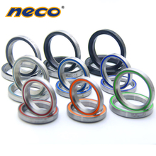 Neco All Size 41/41.8/47/49/51.8/52mm Bicycle Fork OD Headset Bearing Road Bike MTB Accessories Part Repair Parts Equipment цена