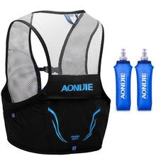 AONIJIE 2.5L Lightweight Backpack Running Breathable Cycling Marathon Ultralight Hiking Sport Bag 500ML Soft Flask бутылка проект 111 marathon 500ml red 2886 50