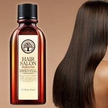 60 мл марокканское аргановое масло, уход за волосами, эфирное масло, питающее кожу головы, восстановление сухих повреждений, лечение волос, глицериновое масло, парикмахерское масло