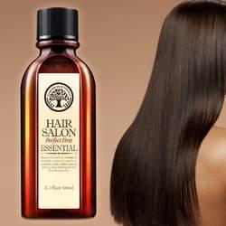 60 мл Марокко аргановое масло уход за волосами эфирное масло питает кожу головы ремонт сухих повреждений лечение волос Глицерол гайка масло