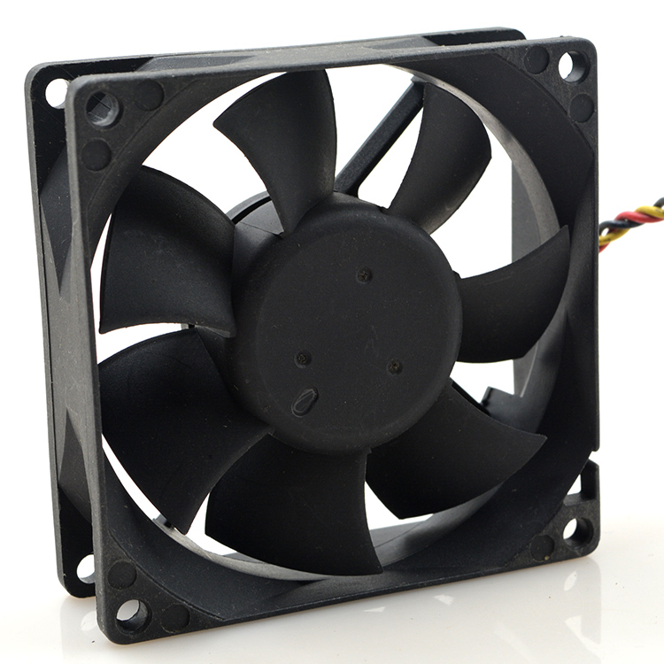 New original AFB0812SH Motherboard 4P interface 8025 12V 0.51A 8cm / cm air volume chassis power supply fan