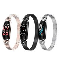 AK16 Smart Watch Women IP67 Waterproof Heart Rate Monitor For Android IOS Phone Fitness Bracelet Smartwatch Wristband 2019 New
