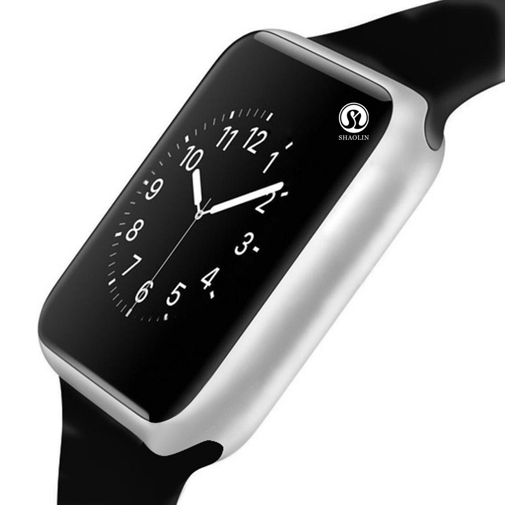 Smart for ios Apple iphone iOS and Android Samsung Bluetooth watch with Heart Rate Blood Pressure 2