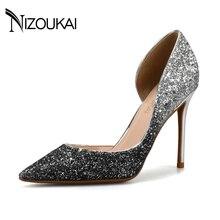 hot deal buy 2017 high heels women pumps women's shoes women pumps sexy high heels footwear women shoes high heels pointed toe d06-l10