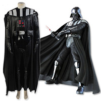 Newest Halloween party cosplay costumes Darth Vader costume Star Wars Darth Vader Costume adult