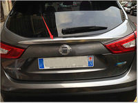 Chrom Rear Kofferdeksel Cover Tail Deur Molding Trim Voor Nissan Qashqai 2014 2015-in Chromium Styling van Auto´s & Motoren op