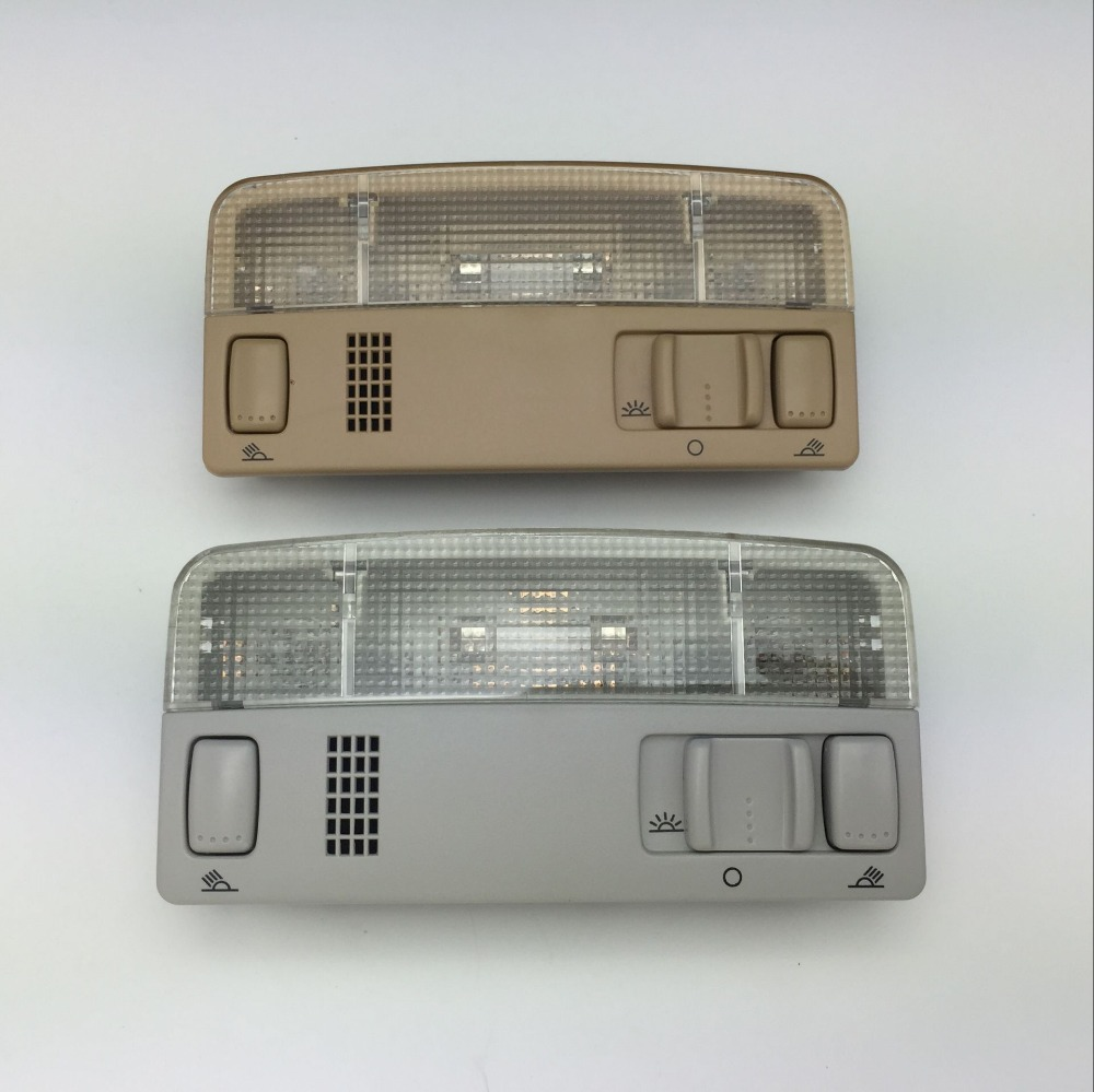 for VW Passat B5 Polo Touran Golf MK4 Skoda Octavia Dome Reading Light Beige or Gray Color Lamp 1TD 947 105 3B0 947 105 C omnilux om 460 oml 46007 08 page 6