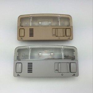 Image 1 - for VW Passat B5 Polo Touran Golf MK4 Skoda Octavia Dome Reading Light Beige or Gray Color Lamp 1TD 947 105 3B0 947 105 C