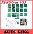 Newest XPROG M ECU Programmer V5.3 Metal X-Prog-M Chip Tuning Tools X Prog M V5.3 fast Free Shipping
