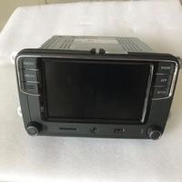 8pcs 6RD 035 187 B Car Radio 6.5 inch MIB For Golf MK5 MK6
